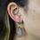 Thumbnail: Geode   Dropper Earrings