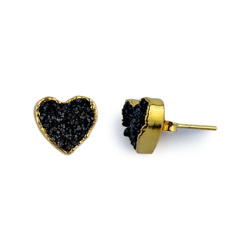 Heart Studs | Jewelry