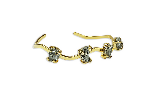 Golden Snake (Pyrite)   Special Bracelets