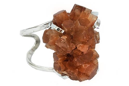 Aragonite | Arc Bracelet