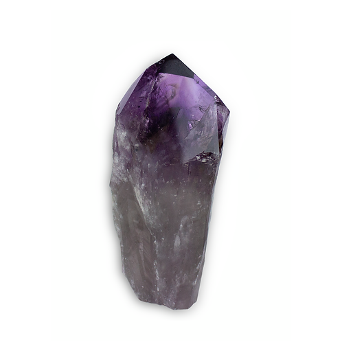 Cutbase Amethyst Points | Minerals