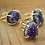 Thumbnail: Amethyst   Wire Ring