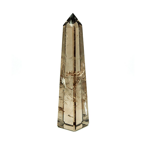 Smokey Quartz | Obelisks & Pyramids
