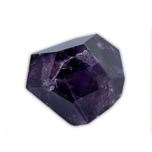 Amethyst Super Extra | Freeform Faceted Quartz
