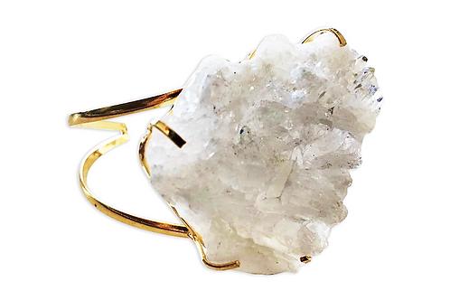 Crystal | Wire Bracelet