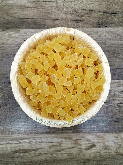 Ananas Würfel