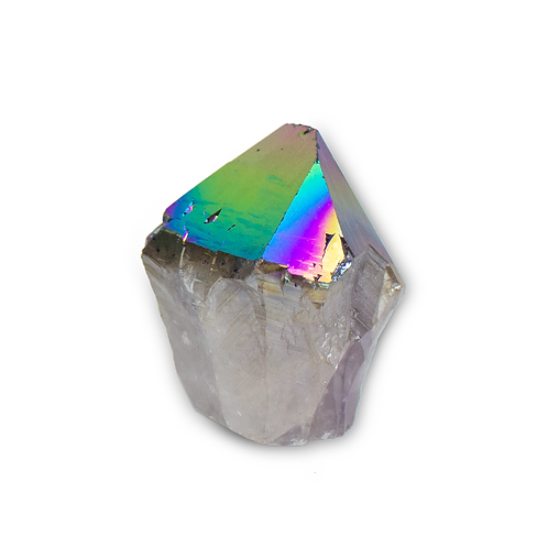 Coated Raw Points | Minerals
