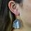 Thumbnail: Agate Slice | Hook Earrings