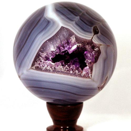 Amethyst Geode | Spheres