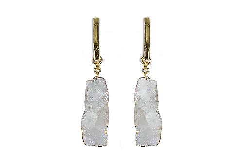 Crystal Cluster | Fancy Dropper Earrings