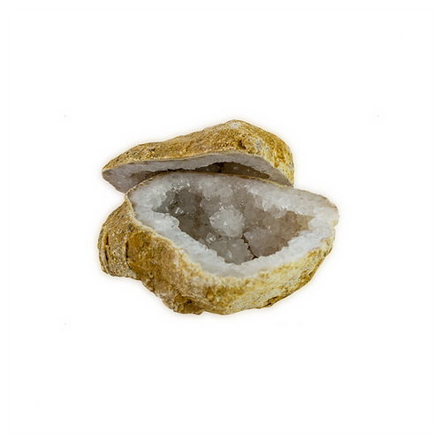 Morroccan Geode Pairs | Raw