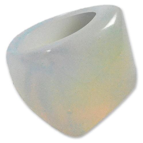 Opalite   Polished Rings