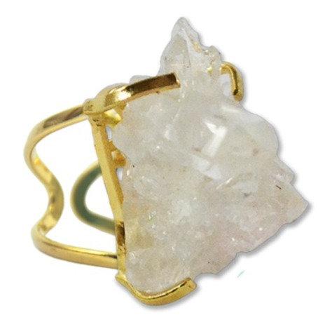 Crystal | Arc Ring
