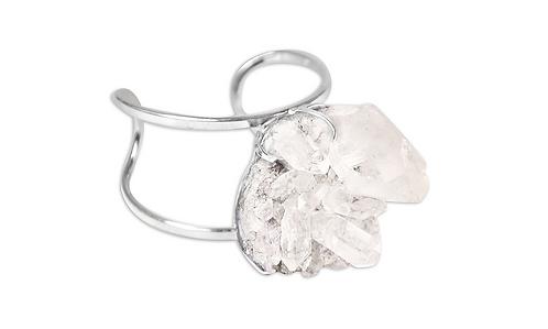 Crystal | Arc Bracelet