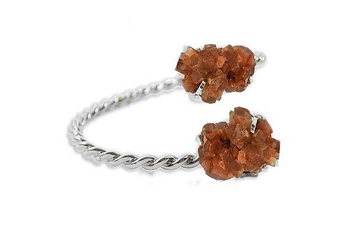 Aragonite | Dual Bracelet