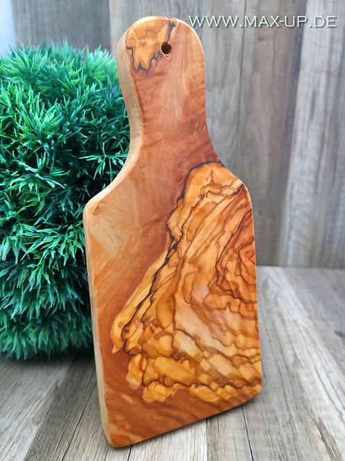 Kräuterbrett    Schneidebrett 23cm aus Olivenholz