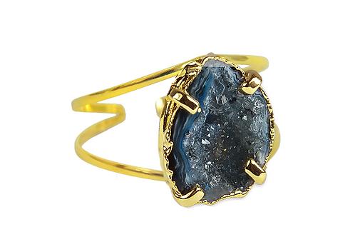 Geode | Wire Bracelet
