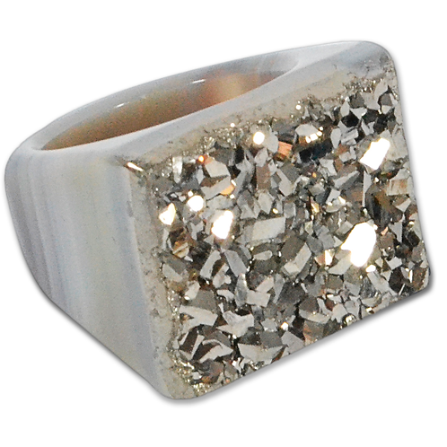 Silver Coated Ring | Coated Rings