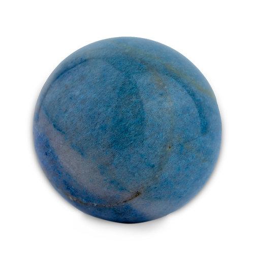 Blue Quartz | Spheres
