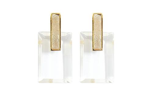 Duet Earrings   Exclusive Design