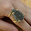 Thumbnail: Agate Druzy   Arc Ring