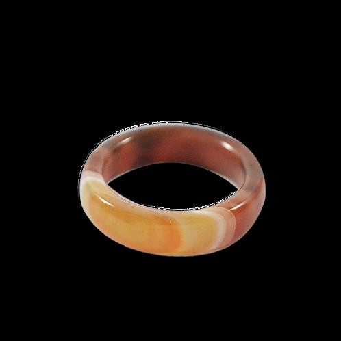 Slim Carved | Polished Rings