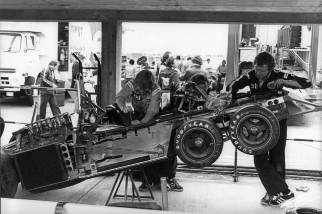 F1- A evolução (Tyrrell) 1950-2018