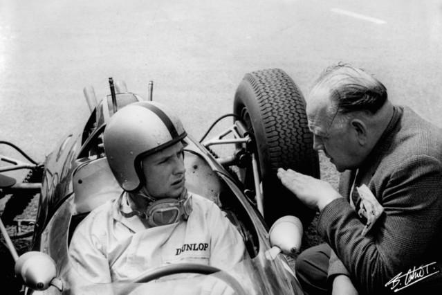 F1- A evolução (Cooper) 1950-2018