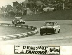 1972 Nelson Ely seguido Fusca#8 vencedor