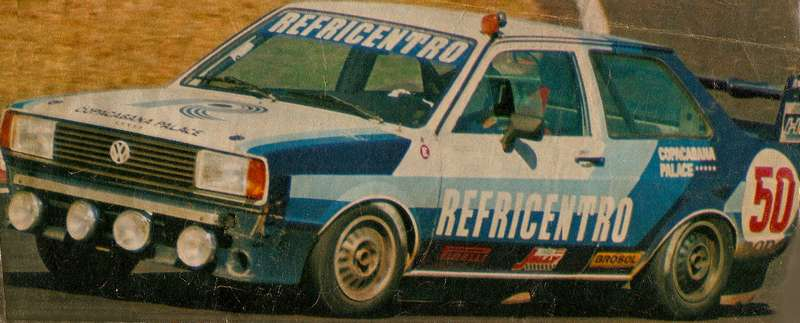 1984 Voyage #50 Rocha e Balbi 84