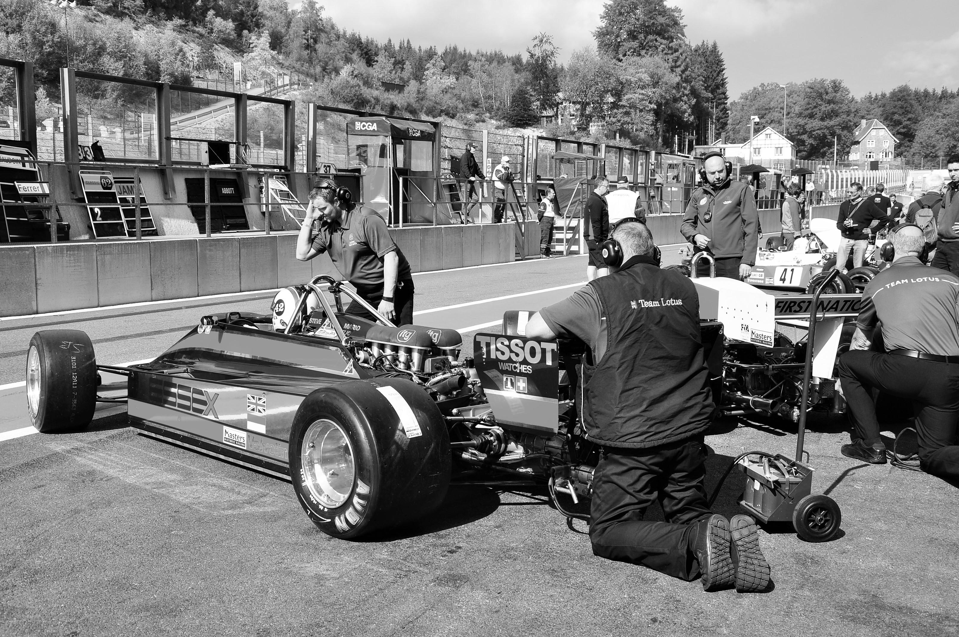 F1 History Spa