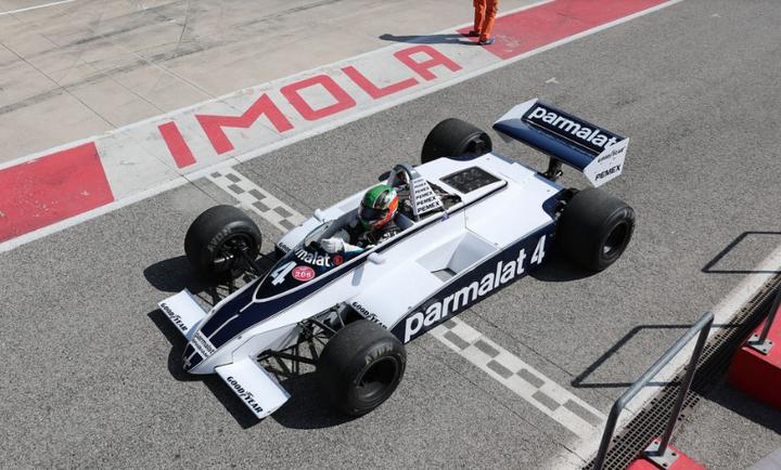FIA HISTORIC: Imola - Qualifying