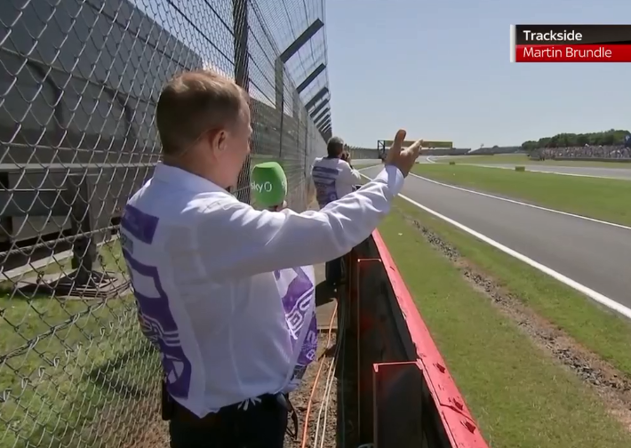 F1: Come on!