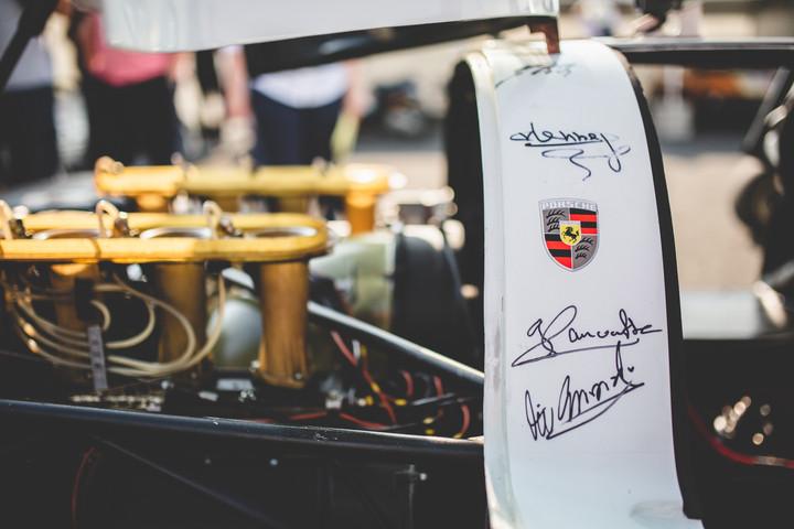 LE MANS CLASSIC: Porsche 80 inscritos