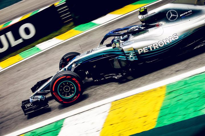 F1 GP BRASIL: Bottas mais rápido da sexta