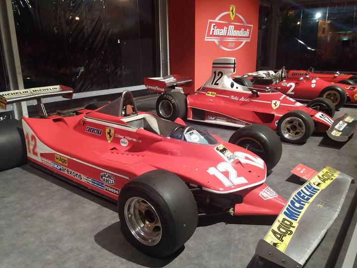 Finali Mondiali: Só Ferrari em Monza