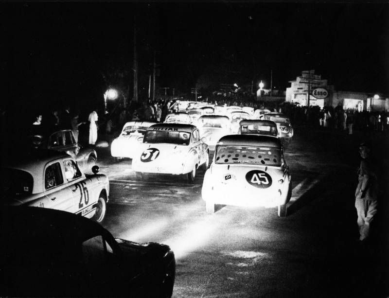 1968 última largada nas ruas de POA
