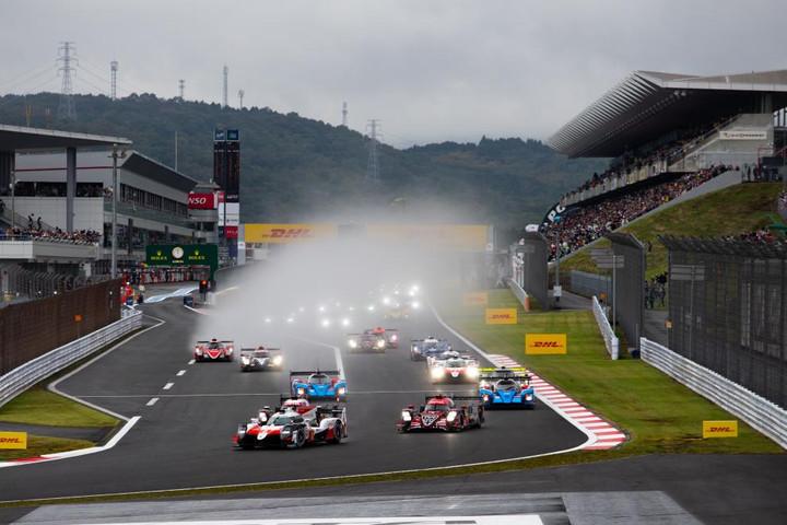 WEC: Toyota#7 vence 6 Horas Fuji
