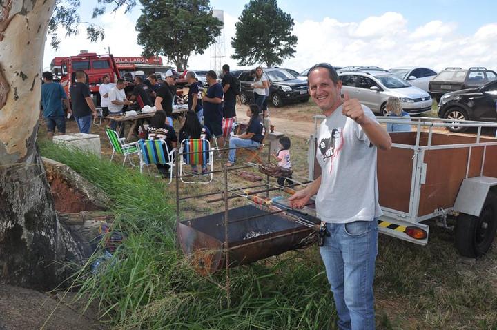 GAÚCHO: Bom público em Tarumã