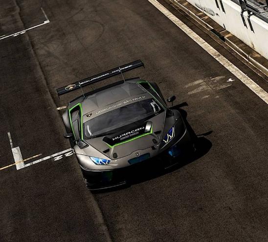 ENDURANCE: Vitória do Lamborghini