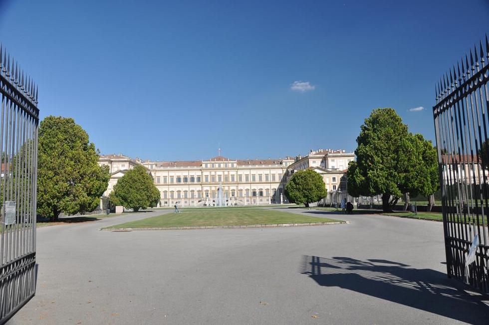 Palácio Real - Monza