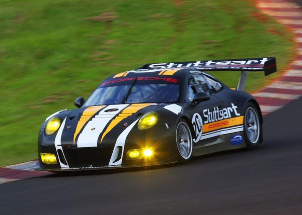 ENDURANCE: MCR#71 é o mais rápido na sexta-feira - Porsche 911R é o segundo