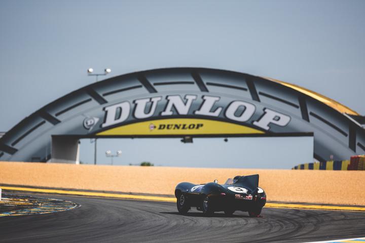 LE MANS CLASSIC: Jaguar 62 inscritos