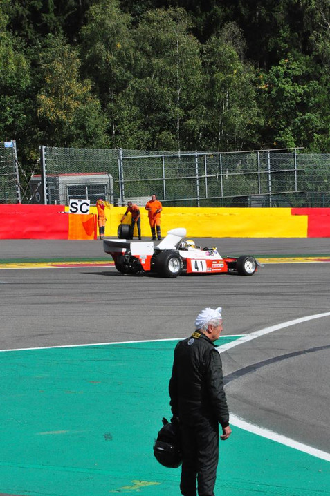 Michel BAUDOIN FR F1 historic