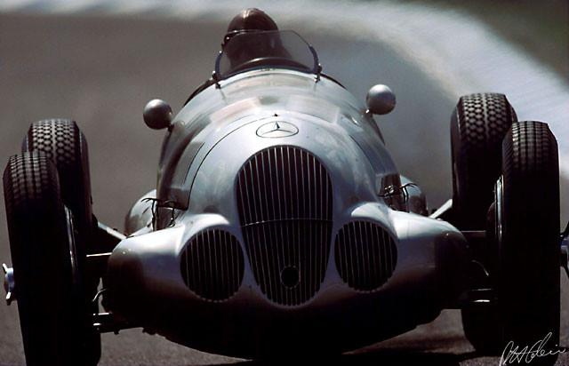 F1 - A evolução (Mercedes) 1950-2018