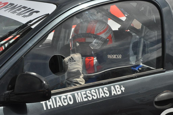 COPA 1.4 - Thiago Messias pole 3ª etapa