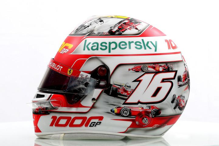 F1: GP 1000 - homenagens