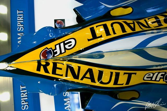 F1 - A evolução (Renault) 1950-2018