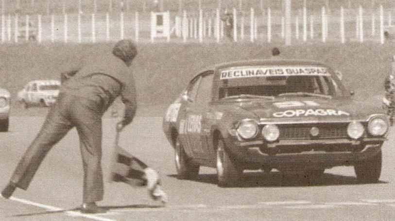 1974 Maverick