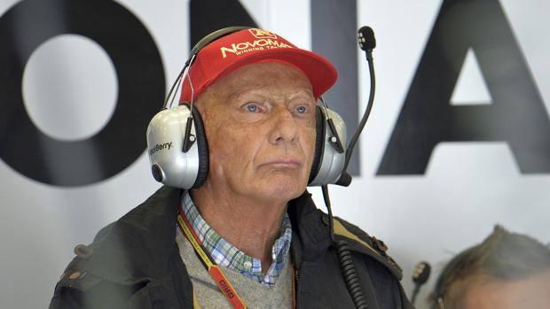 F1: Niki Lauda está voltando